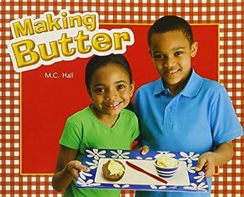 Paperback Making Butter: Leveled Reader Grade 2 Book