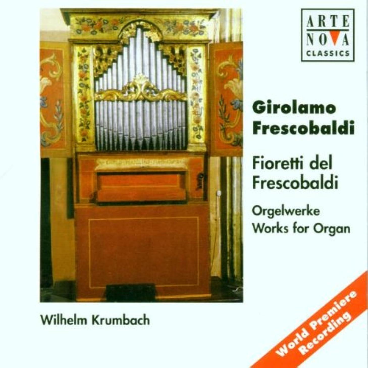 Frescobaldi: Organ Works - Canzona I - XI, Toccata / Krumbach