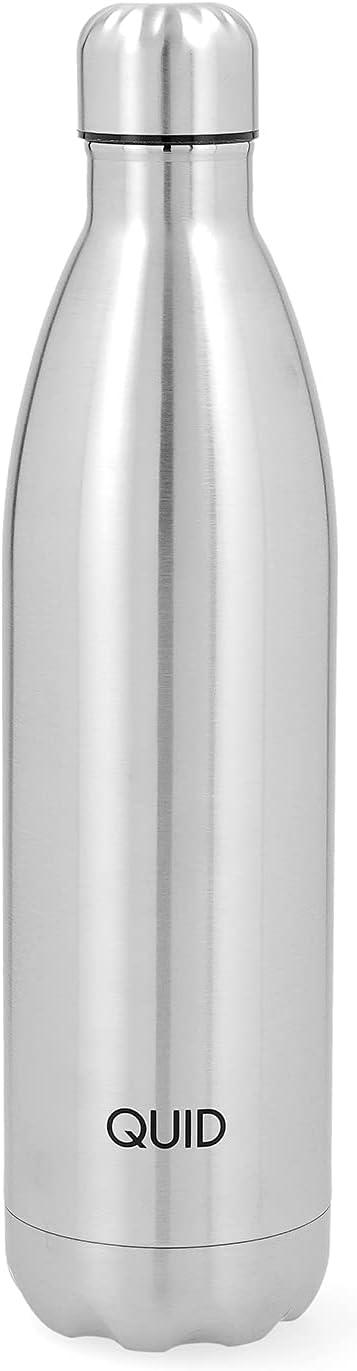 Quid QUIDATE - Botella Termo Acero Inoxidable 1L, 7945017