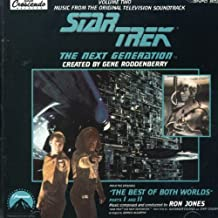 Star Trek - The Next Generation: Music From The Soundtrack, Volume Two The Best Of Both Worlds