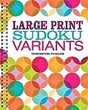 Large Print Sudoku Variants (Conceptis Puzzles)