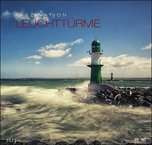 Faszination Leuchttürme Edition Kalender 2021: An den Grenzen der Landschaft