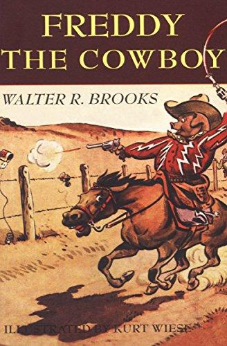 Freddy the Cowboy (Freddy the Pig Book 17) (English Edition)