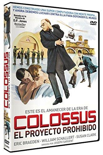 Colossus: El Proyecto Prohibido [DVD]