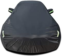 Car Cover Car Cover Compatible with Land Rover Discovery Sport R-Dynamic Outdoor Auto Cover Breathable Vehicle Cover Auto Guarding Automobiles Anti-UV Waterproof Weather Defender Car Shelters