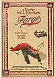 CAOHONG Dekor Leinwand Poster Fargo Filmplakat Bar Cafe