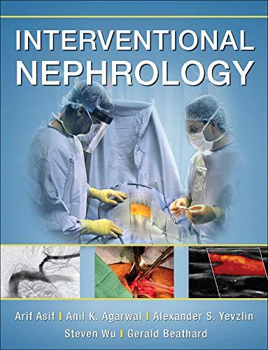 Interventional Nephrology