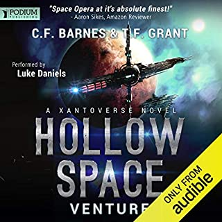Hollow Space: Venture cover art