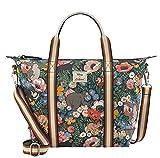 Cath Kidston Disney 840538 - Bolso bandolera, diseño de flores de la selva