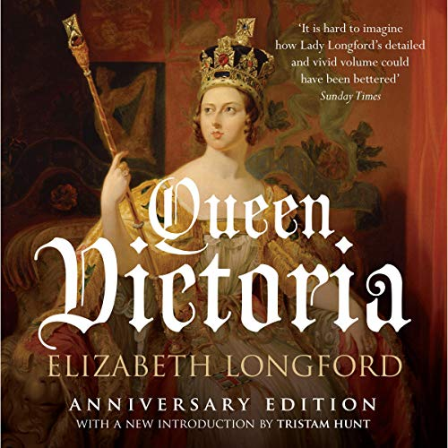 Queen Victoria audiobook cover art