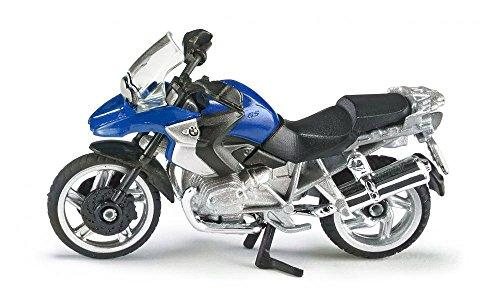SIKU BMW R1200 GS Preassembled Motocicleta - Modelos de vehículos de