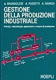 Gestione della produzione industriale...