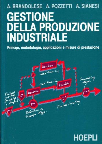 Gestione della produzione industriale