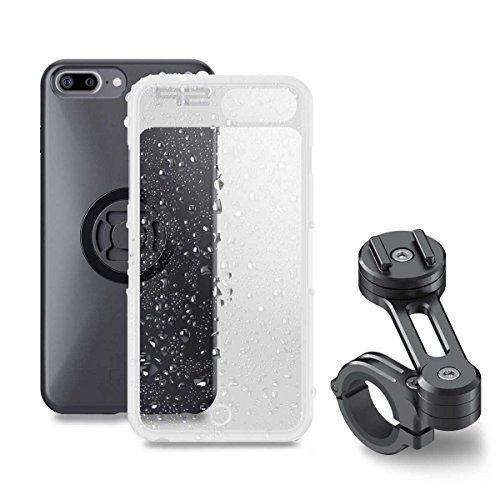 SP Connect Moto Bundle iPhone 8+/7+/6s+/6+, Schwarz