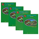 Piano Town Level 2 Learners Pack - Lesson, Theory, Performance and Technic Books