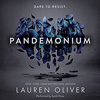Pandemonium audiobook cover art