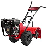 Southland SRTT196E Rear Tine Tiller with 196cc, 4 Cycle, 9.6 foot-pound, OHV...
