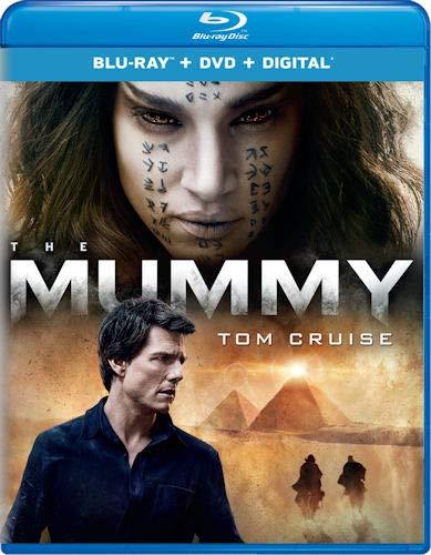 La momie (2017) (Blu-ray/DVD Combo) Tom Cruise, Annabelle Wallis