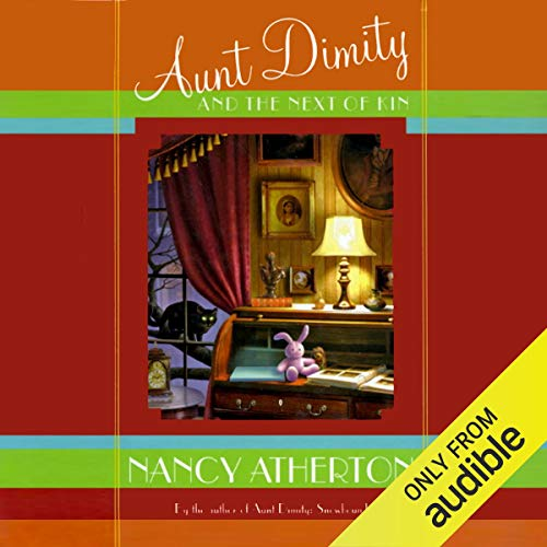 Aunt Dimity and the Next of Kin audiobook cover art