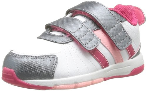 adidas 3Snice, CF I Zapatillas Chica, Color Blanco, Talla 23
