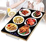 Food Warming Trays Electric for Buffets and Parties - Food Warmer, Smart Electric