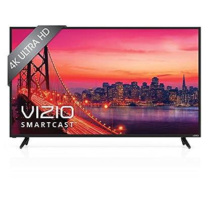 VIZIO SmartCast E-Series E60u-D3 60-Inches 4K Ultra HD 3840x2160 2160p 120Hz LED Smart Home Theater Display