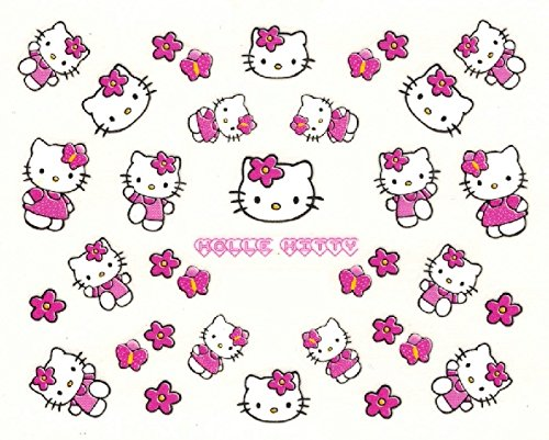 One-Stroke-Sticker Kitty 1594