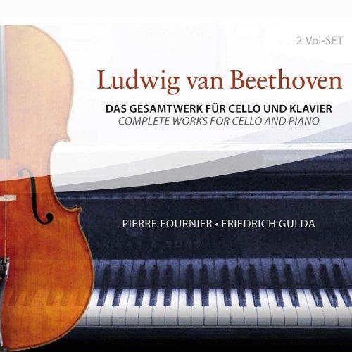 Sonate fuer Klavier und Cello g-Moll op. 5,2 - Sonata for Cello and Piano in G minor op. 5,2: II. Rondo: Allegro