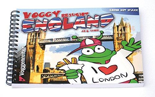 Voggy besucht England
