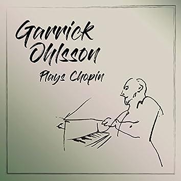 Garrick Ohlsson Plays Chopin