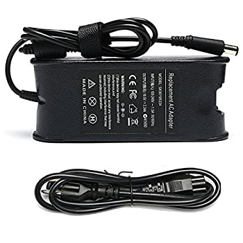 65W Laptop Charger Compatible for Dell Latitude E6430 E6230 E6320 E6410 E6420 7480 7280 5480 E7470 E7450 E7440 E5470 Charger Power Supply Cord 09RN2C 9T215 7W104 5U092 XD733 Charger