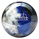 Brunswick T-Zone Indigo Swirl Bowling Ball (15lbs)
