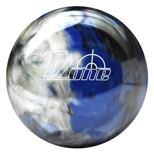 Brunswick T-Zone Indigo Swirl Bowling Ball (9lbs)