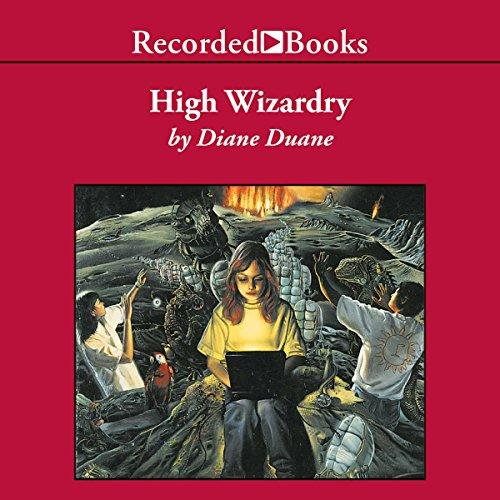 High Wizardry audiobook cover art