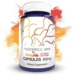 Longvida Curcumin Capsules | 30 Count | 400mg | 95x More Bioavailable Than Standard Curcumin | Requires Only One Daily Dose | Supports Healthy Aging
