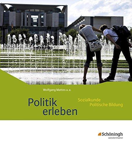 Politik erleben - Ausgabe B: Schülerband