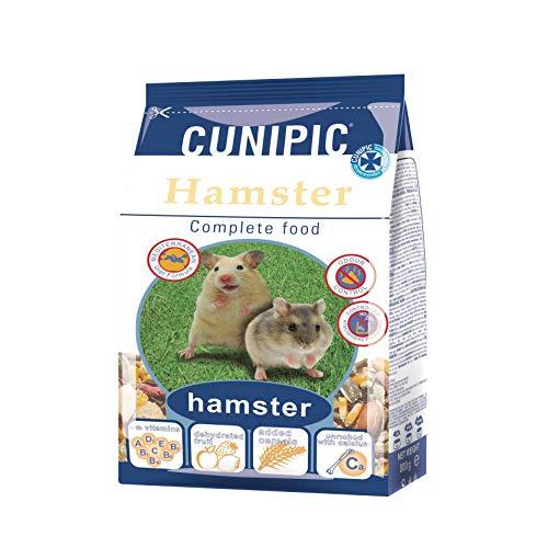 CUNIPIC Alimento para Hamster - 800 gr,...