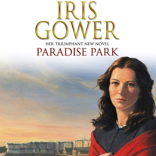 Paradise Park audiobook cover art