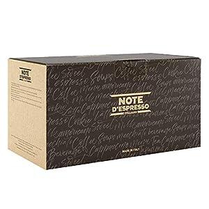Note D'Espresso Colombia Miscela di Caffè Torrefatto, Macinato - 1 kg (4 x 250 g)