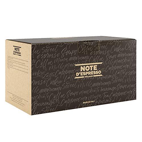 Note D'Espresso Guatemala, Polvere monorigine per caffè all'americana, in busta morbida, 250 g x 4 confezioni