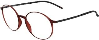 Eyeglasses Silhouette Urban LITE Full Rim 2901 6058 burgundy/black 49/18/150 3 p