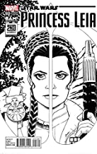 Star Wars Princess Leia 1 - BAM Exclusive Sketch Variant by Amanda Conner