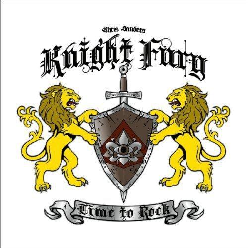 Knight Fury: Time to Rock [Vinyl LP] (Vinyl)