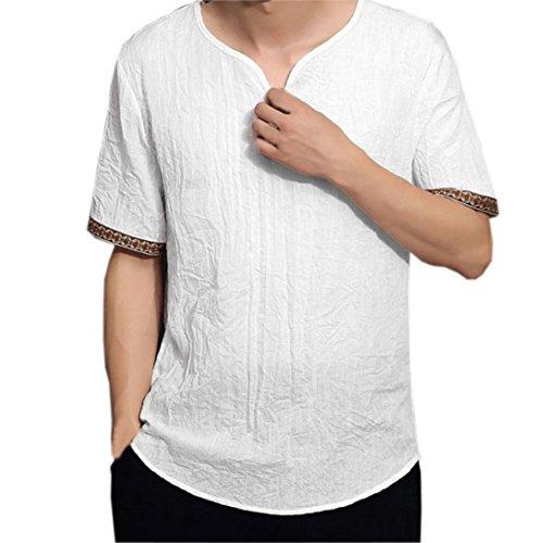 URSING -   Herren Kurzarm Hemd