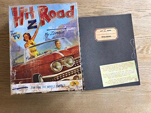 Preisvergleich Produktbild Space Cowboys SCO0005 - Hit Z Road