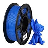 ANYCUBIC PLA Filament, PLA 3D Printer Filament, 1.75mm Dimensional Accuracy +/- 0.02 mm, 1 kg Spool Filament for Most 3D Printers (Blue)