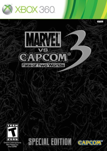 Xbox 360 - Marvel Vs Capcom 3: Fate of Two Worlds - Special Edition - [Versión Americana]