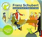 Franz Schubert: Hörspiel-CD (Musik-Geschichten mit Re-Mi-Do)