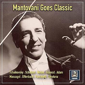 Mantovani Goes Classic