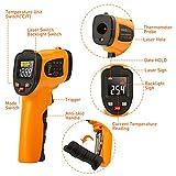 Zoom IMG-2 termometro infrarossi eventek per uso